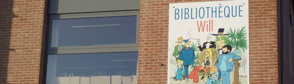Bibliothèque communale Will