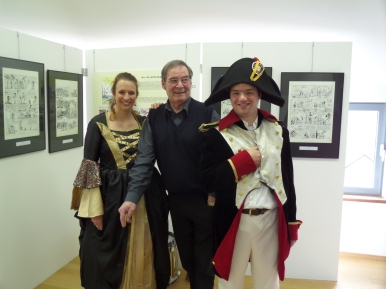 Vernissage Napoléon a