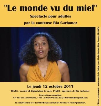 Affiche fureur de lire 2017 - le monde vu du miel-page001
